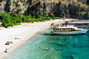 Best beaches in Fethiye