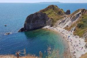 best beaches in dorset