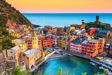 Italy vacation ideas