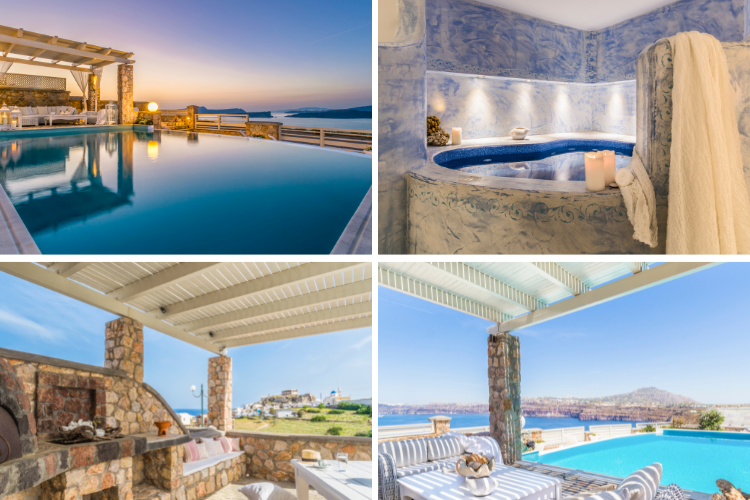 Villa Michaela, Santorini