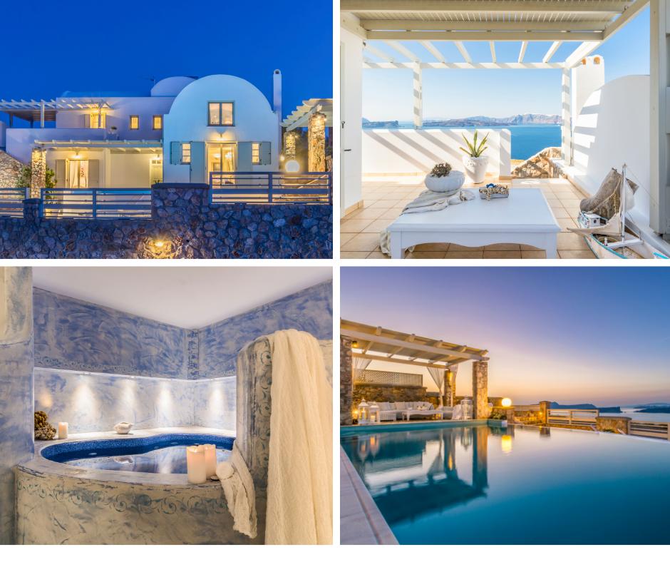 Villa Michaela – Santorini – Oliver's Travels