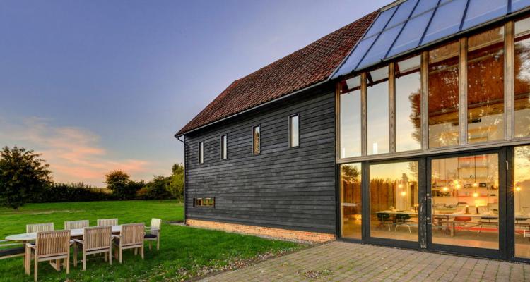 Chelsworth Barn, Suffolk