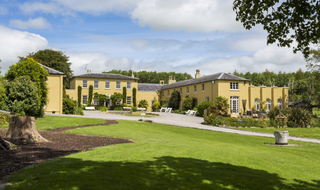 Georgian Mansion Estate Ireland