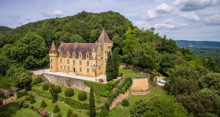 Château Les Tourelles