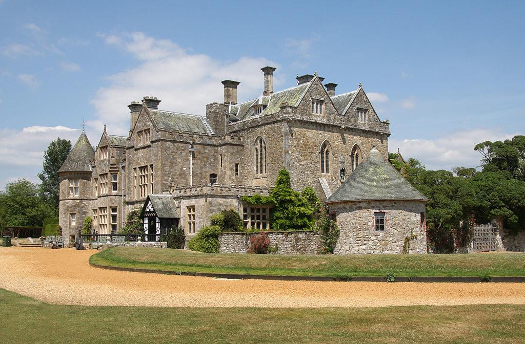 Beaulieu Palace at the Abbey