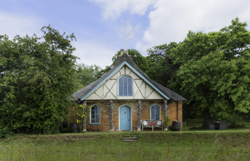 Fairytale Cottage Suffolk - Unusual places to stay in the UK