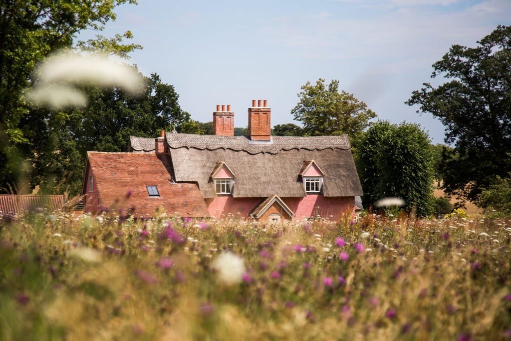 Suffolk Farmhouse - Unusual places to stay in the UK