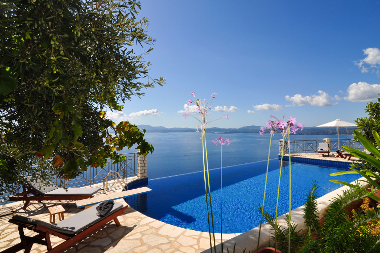 Theodore Estate - Corfu - Oliver's Travels