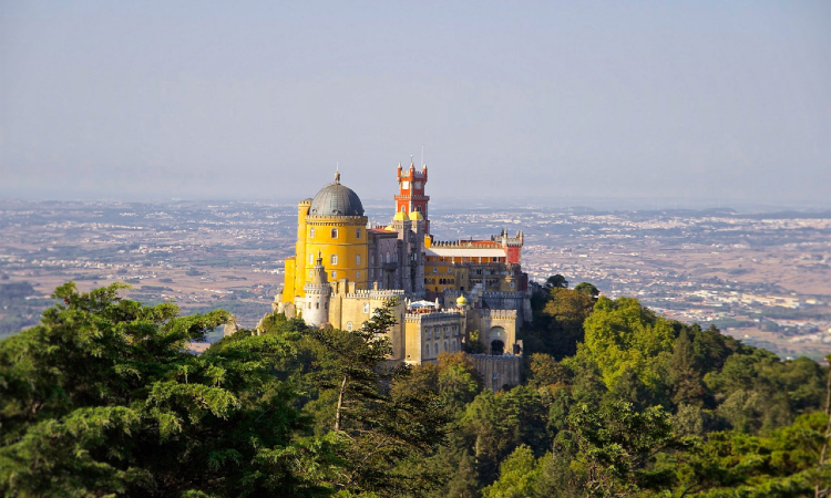 Sintra Lisbon Coast
