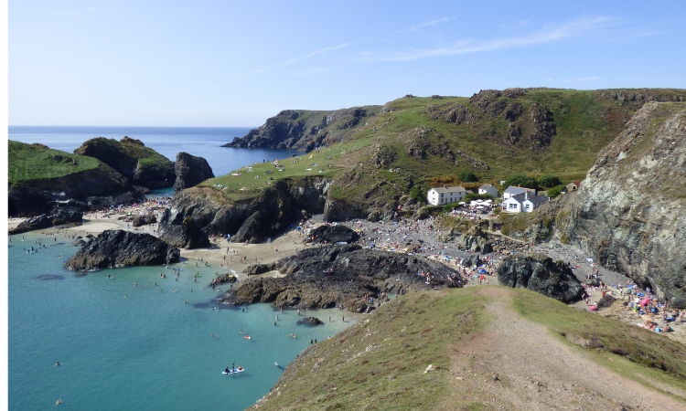 Best Hikes in the UK - The Lizard Coastal Walk