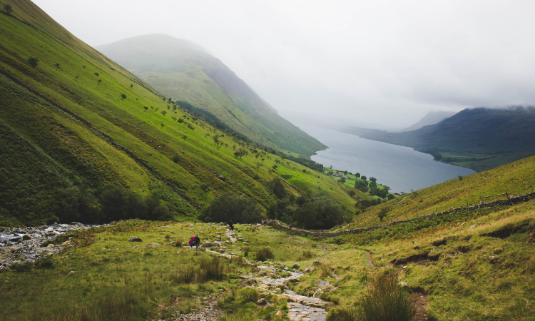 Best Hikes in the UK - Scafell Pike