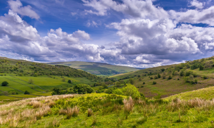 Best Hikes in The UK - Yorkshire Three Peaks Challenge