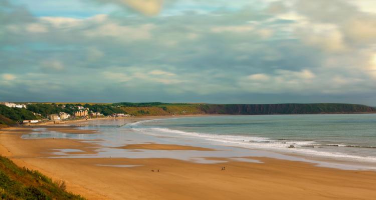 Filey Beach, Yorkshire