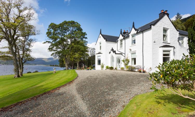 Holy Loch Manor, Argyll