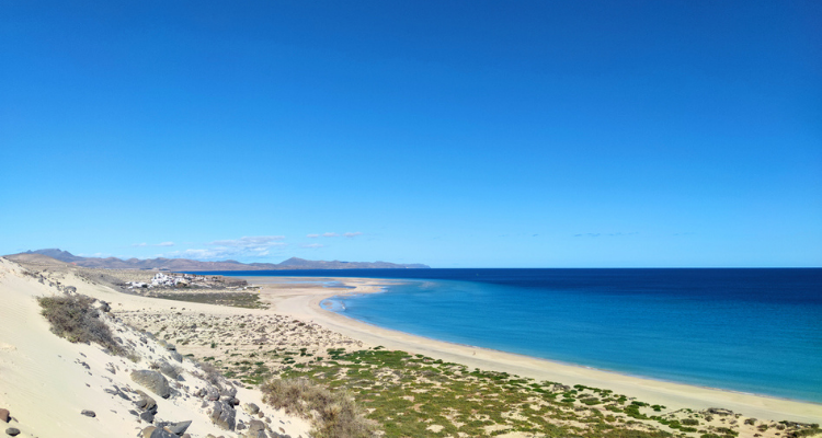 Sotavento Beach, Spain