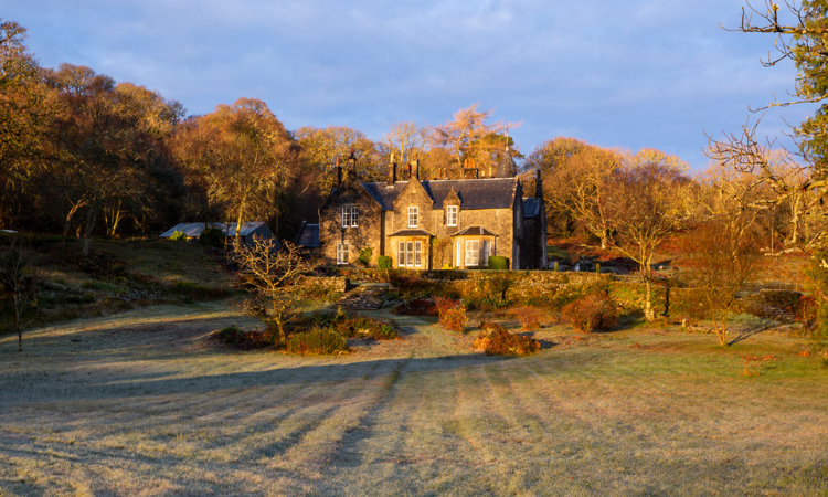 Tarbert Country Manor - Argyll - Oliver's Travels
