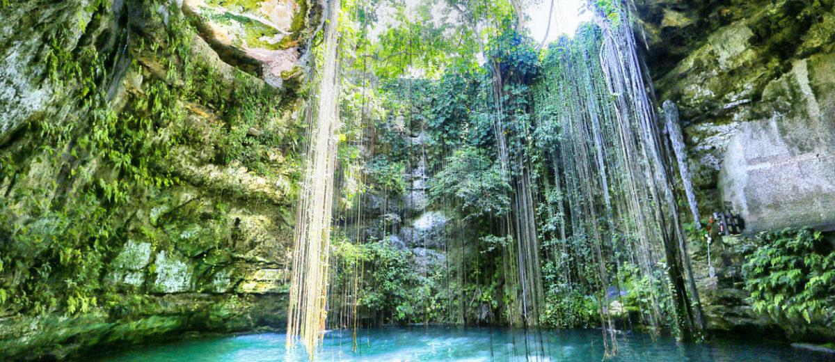 holiday destinations to visit in 2021 - Riviera Maya Cenote