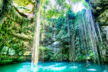 holiday destinations to visit in 2021 - Riviera Maya Cenote