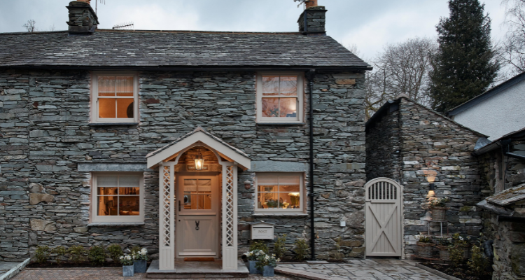 the little cottage, the lake district