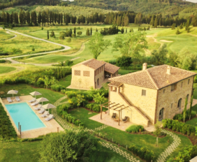 Reasons to stay in a villa - Casale Bertino Tuscany