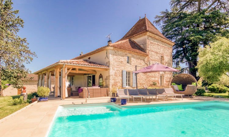 Manoir des Cedres - Aquitaine, France