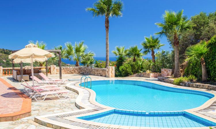 Villa Anastasia - Crete, Greece