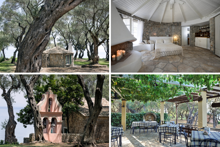 Greek villas with chapels - Chapel View