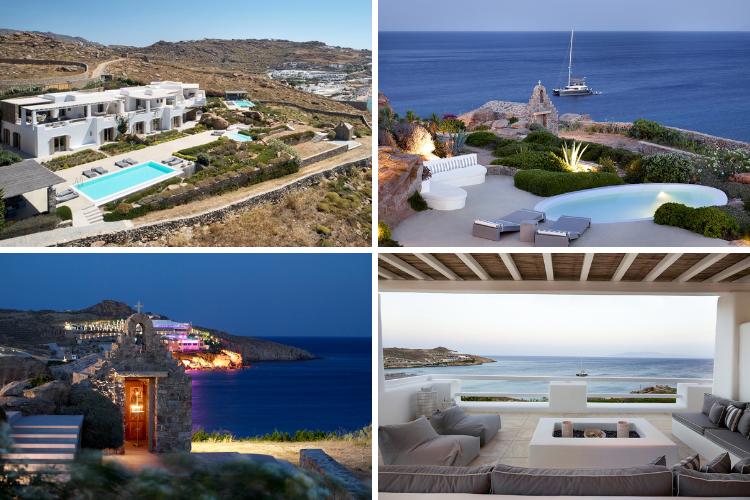 Greek villas with chapels - Kyros Esate