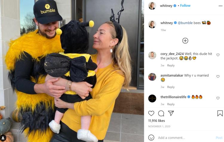 Whitney Wolfe Heard Instagram