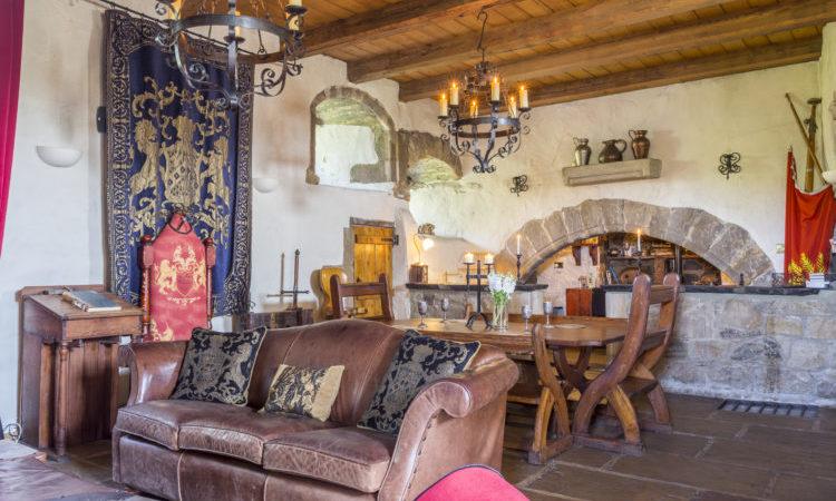 ayrshire castle interiors