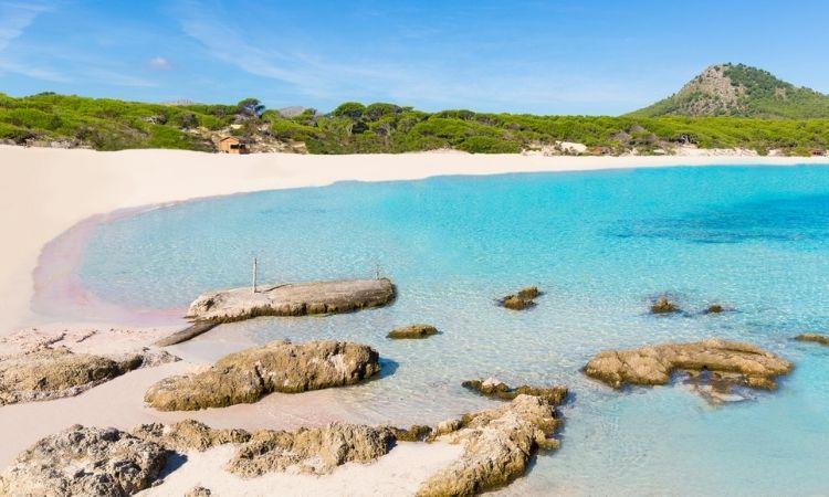 Cala Agulla Best Beaches in Mallorca