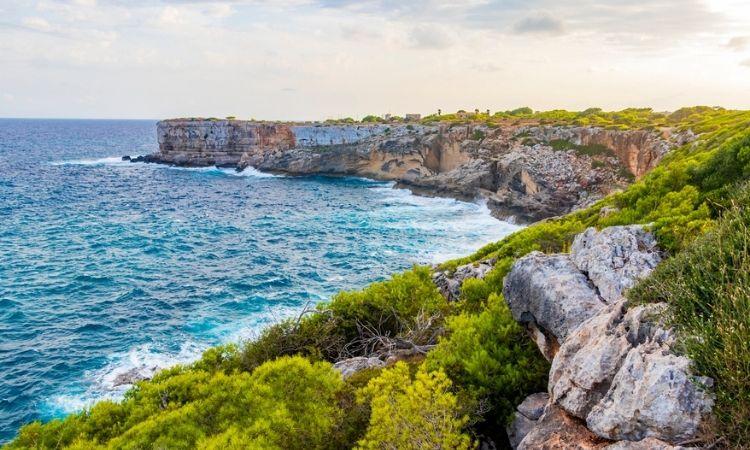 Cala Mondrago Best Beaches in Mallorca