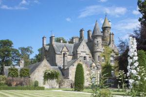 Kirkliston Castle exteriors