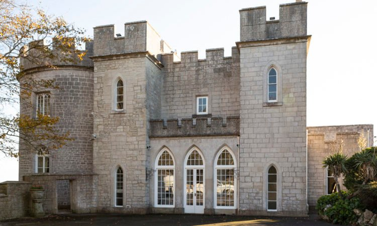 penn castle dorset