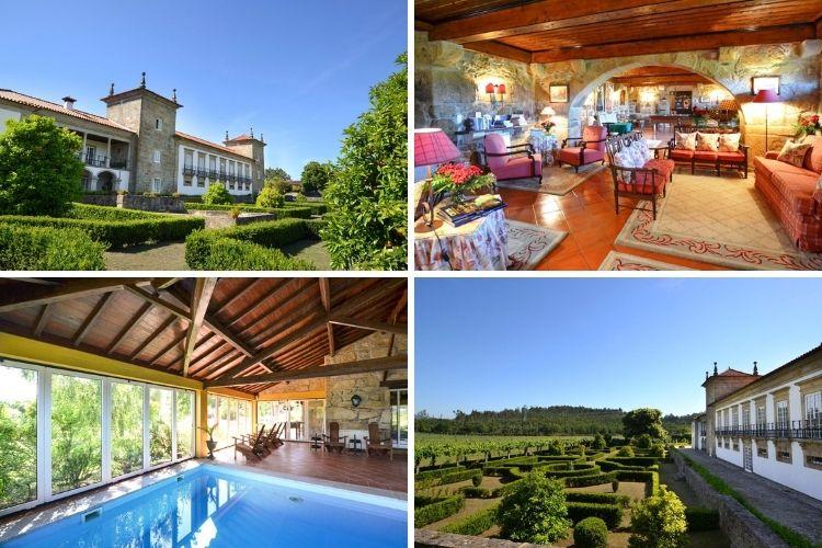 Casa Ligia Portugal Villa Wine