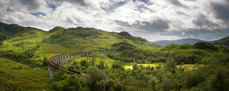 ride the west highland line - things to do in scotland