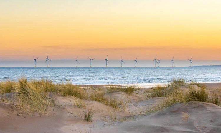 Aberdeen Beach Scotland