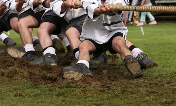 things to do in Scotland Highland Games