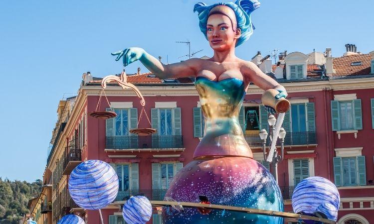 Nice Carnival Mardi Gras