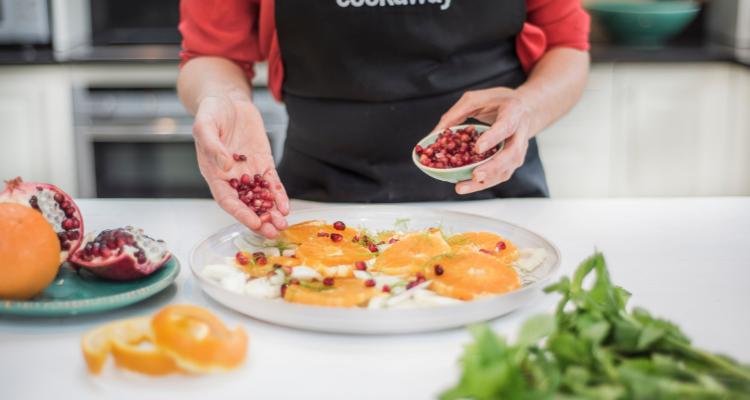 The Cookaway with Sara Danesin Medio