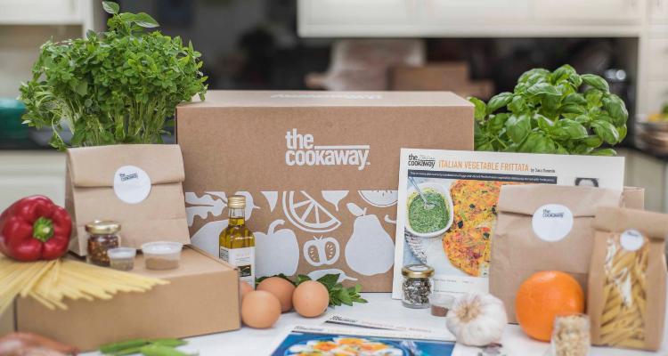 The Cookaway Italian Recipe Box