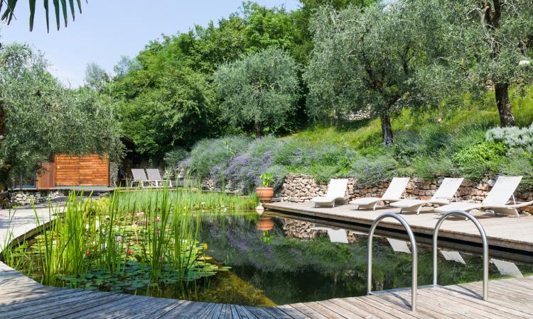 Villa Regina, Lake Garda