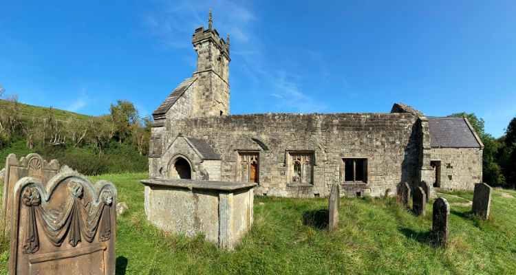 Wharram Percy, North Yorkshire