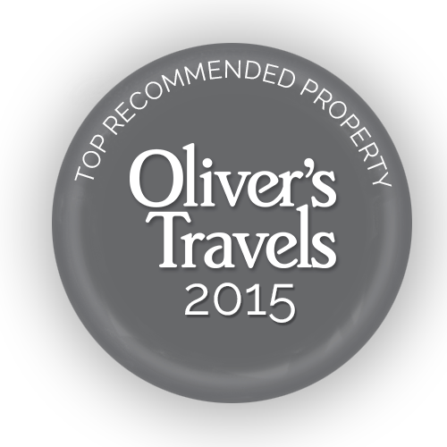 Oliver's Travels - Top Recommended Property 2015