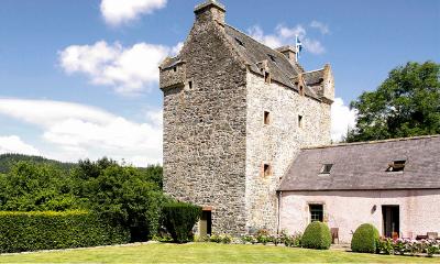 Aikwood Tower, Scottish Borders