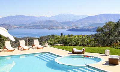 Award-winning villas