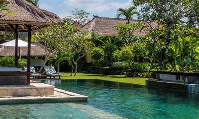 Bali villas with pools