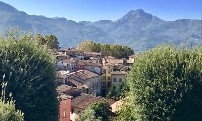 Barga, Tuscany