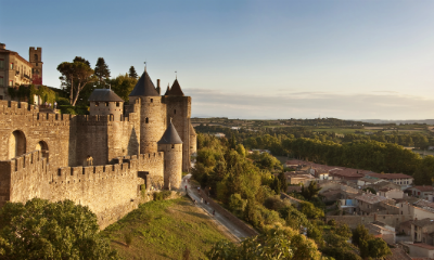 Carcassonne, Languedoc