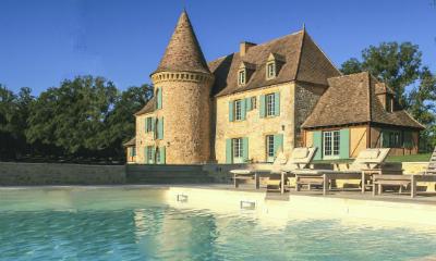 Chateau Beau Village, Dordogne